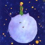 Le petit Prince et mon pays c'est une étoile