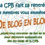 La CPB fait sa rentrée: Rigolett présente un blog!