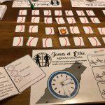 James et Ellie, agents secrets, un jeu pour travailler les durées